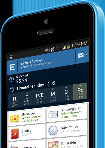 asc EduPage App